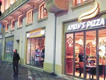 2014 Bucuresti | Andy Pizza & La Placinte