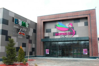 2013 Galati Mall | Shopping City