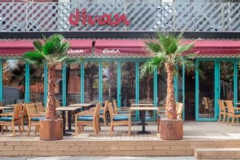 2015 Bucuresti | Restaurant Divan